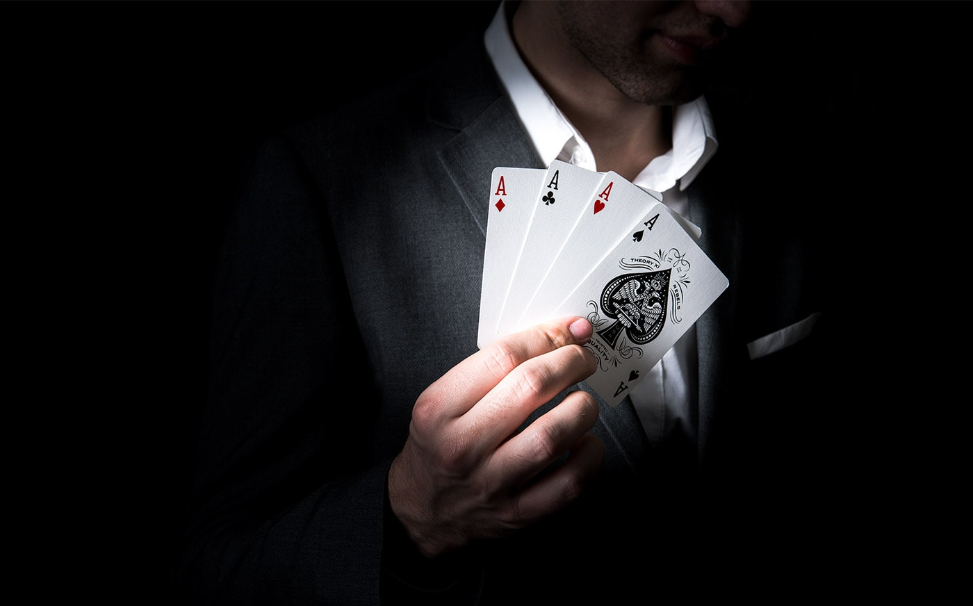 Zauberer aus Berlin - Jeremy Rowe